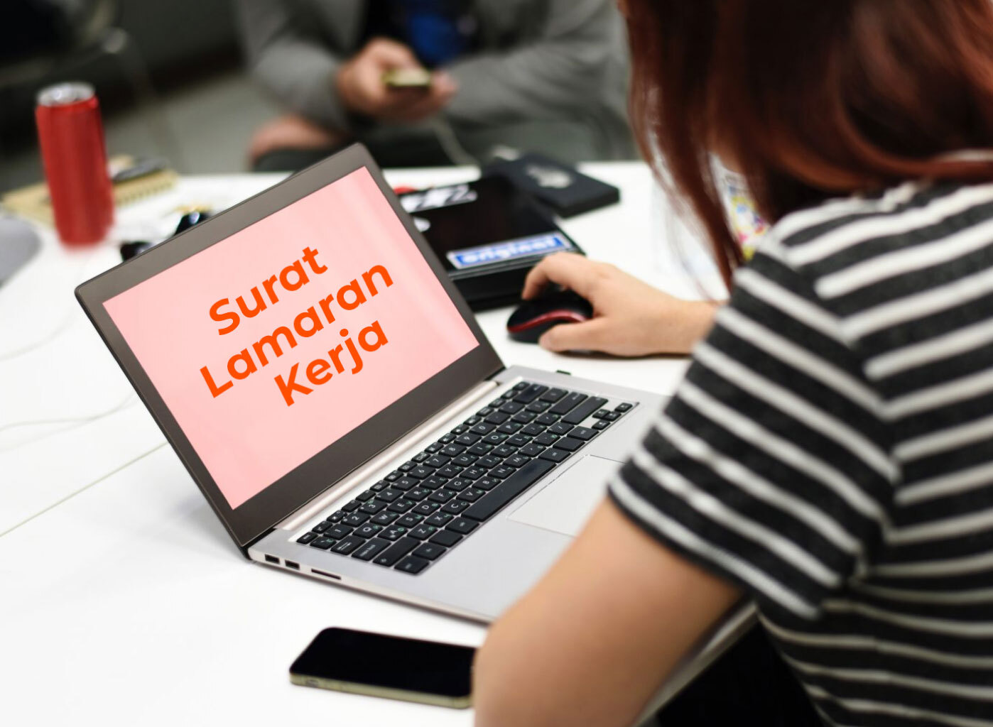 Contoh Surat Lamaran Kerja Umum untuk Fresh Graduate