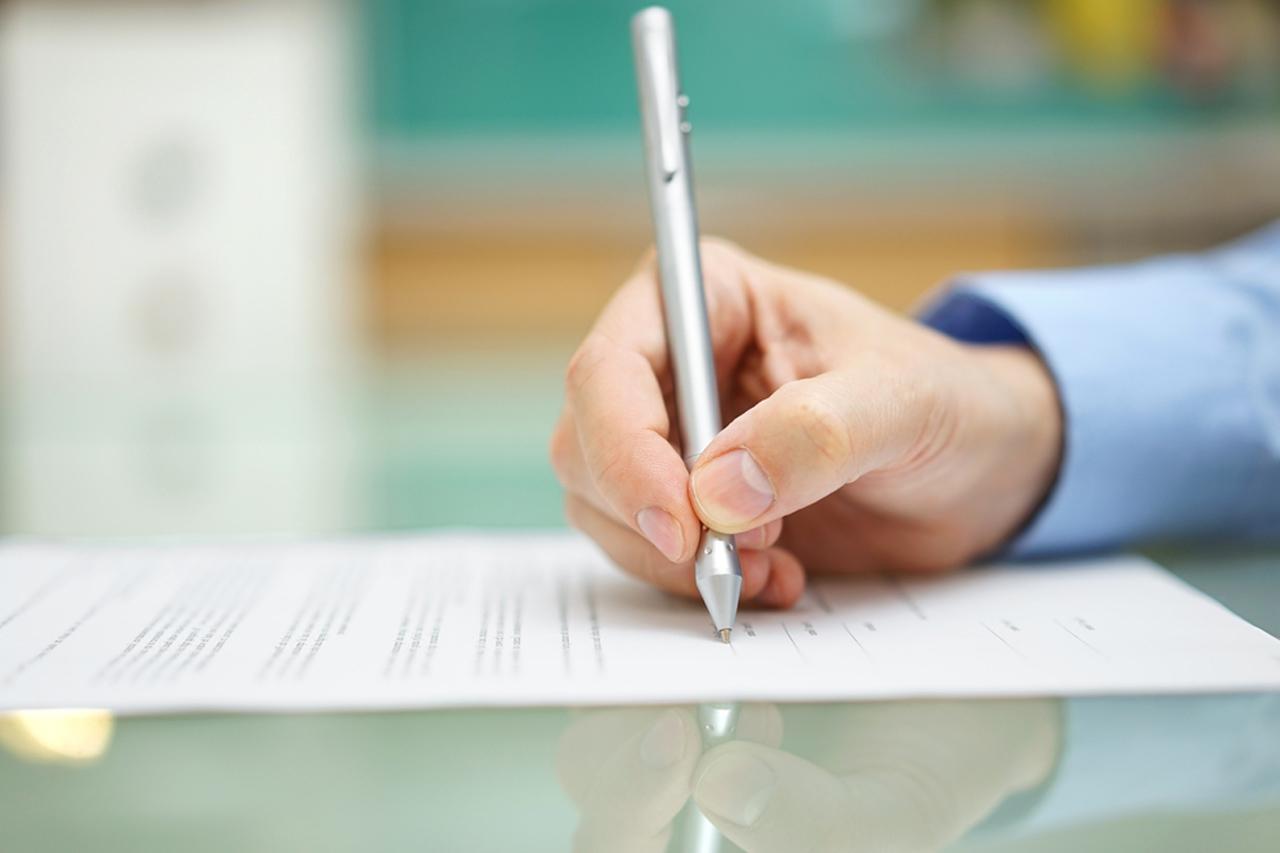 Contoh CV Tulis Tangan Yang Baik dan Benar