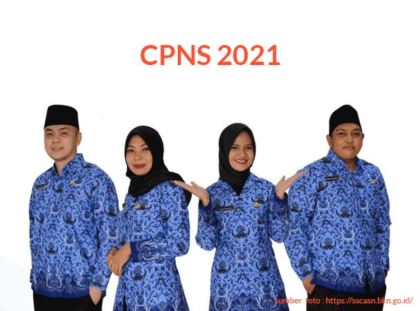 Resmi Dibuka! Simak Jadwal Pendaftaran Seleksi CPNS 2021 Disini