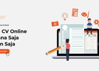 Buat CV Online Praktis dan Cepat dengan BikinCV